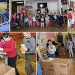 Vrtićki mališani i osnovnoškolci iz Grada Lepoglave i Općine Klenovnika učili o razvrstavanju otpada